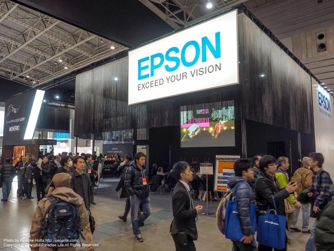 CP+2015 エプソン ブース