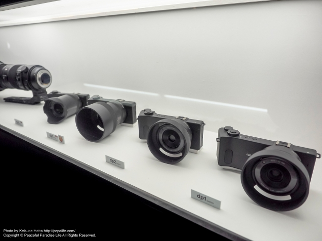 CP+2015 シグマ dp Quattroシリーズ