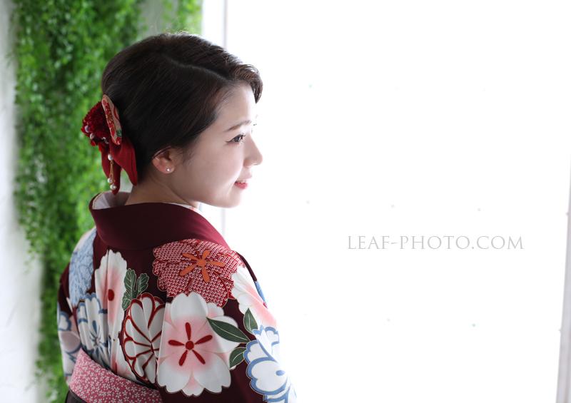 卒業袴 2015年卒業式