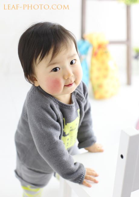 1歳誕生日 バースデーフォト