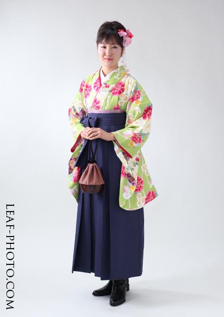 卒業式 卒業袴 狛江市世田谷区フォトスタジオリーフ