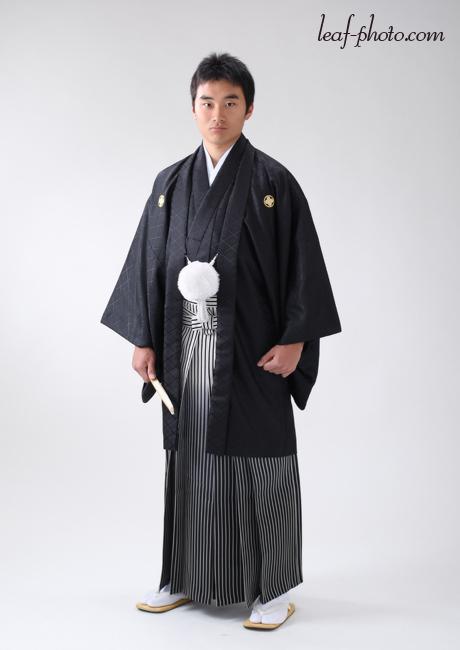 男性羽織袴 成人式着物