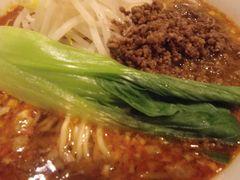[写真]君津・秀桜の坦々麺