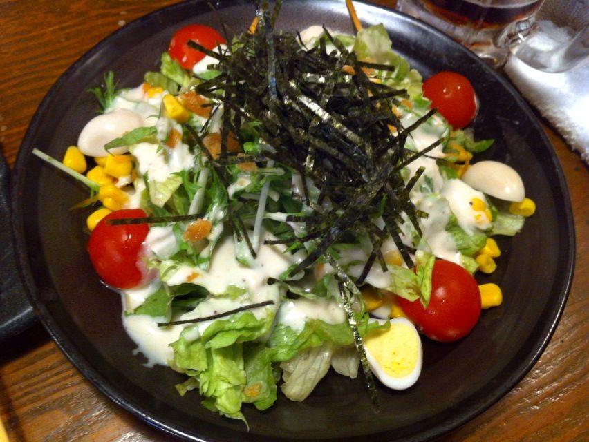 201502とり工房サラダ