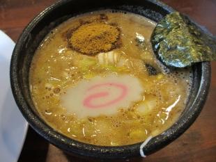 燈花 つけ麺 つけ汁