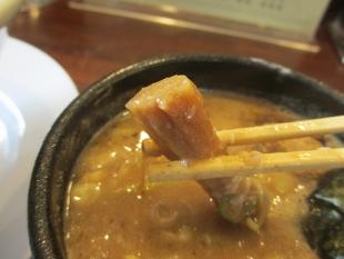 燈花 つけ麺 具 (2)