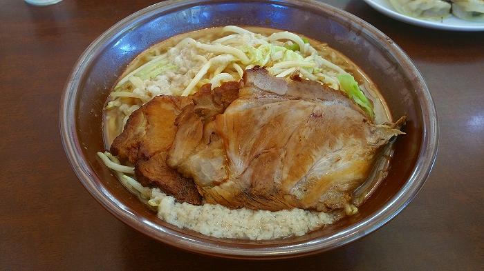 東横愛宕 特製味噌ラーメン
