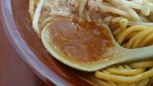 東横愛宕 特製味噌ラーメン スープ