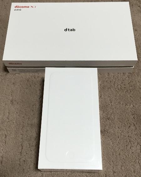 ドコモ iPhone 6 と dtab がセットで一括0円! さらにシェアオプションで激安運用