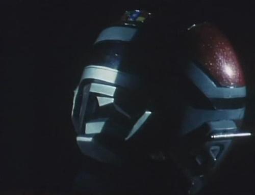 宇宙刑事 シャイダ― ヤラレ ピンチ 爆破 ヒーロー 戦士