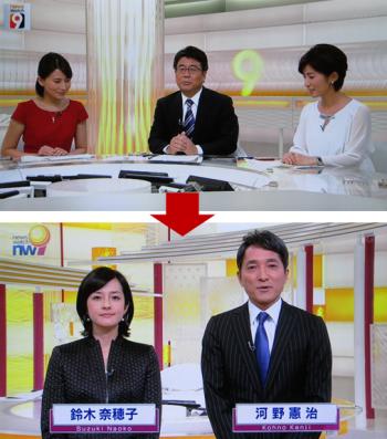 キャスター 9 ニュース ウォッチ 和久田(麻由子)アナがお休み(欠席)の理由はなぜ?ニュースウォッチ9の復帰はいつ?