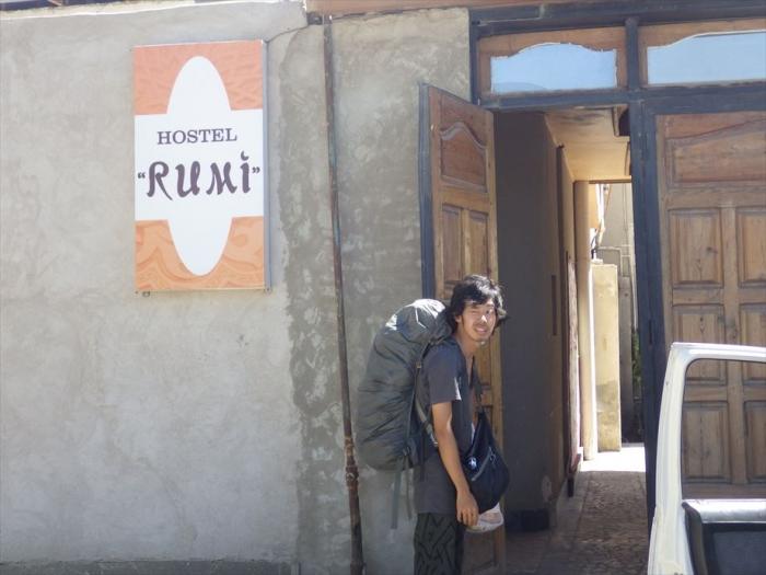 ブハラの宿RUMI