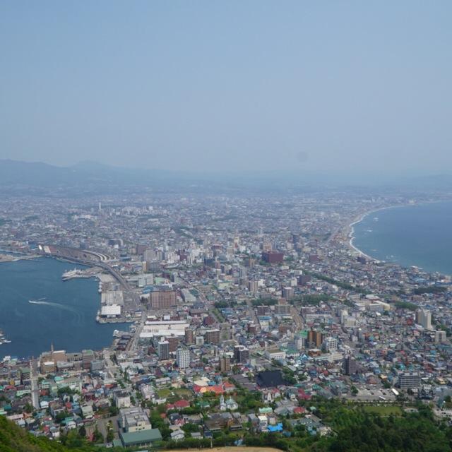 2015.5.24 函館山