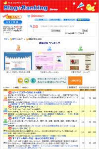 2015 0126 ブログランキング