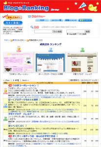 2015 0127 ブログランキング
