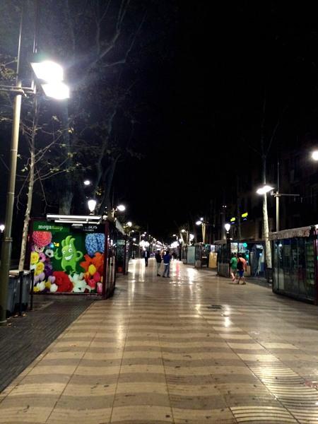 Barcelona ~ランブラス通りでまさかの迷子!?~