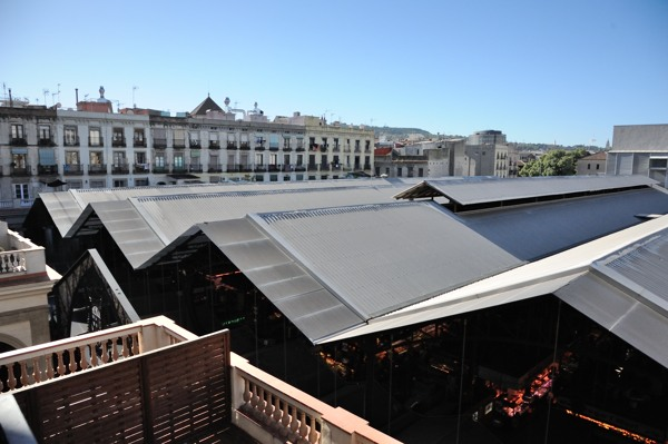 Barcelona ~サン・ジョセップ市場で朝食を~