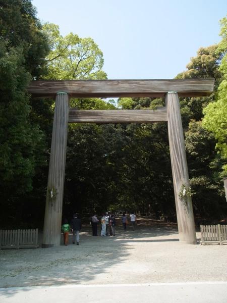 名古屋観光 ~熱田神宮~