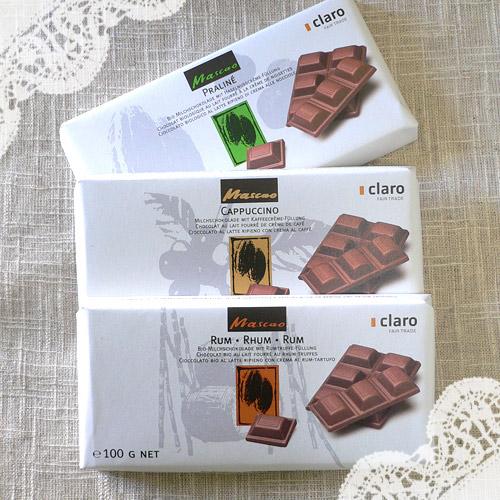 フィリングチョコレート3種類おためしセット