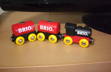 BRIO クラシックトレイン