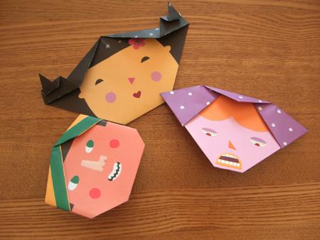 ジェコ 折り紙3
