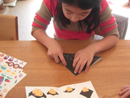 ジェコ 折り紙 フェイス