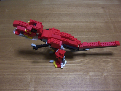 レゴブロック 作品
